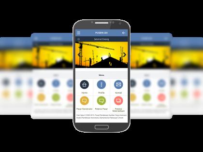 Aplikasi Mobile SISDI